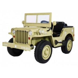 Masinuta-electrica-pentru-copii-JEEP-Militar-POWER-24-Volti-