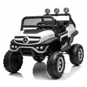 masinuta-electrica-pentru-copii-mercedes-benz-new-unimog-4x4-199-alb