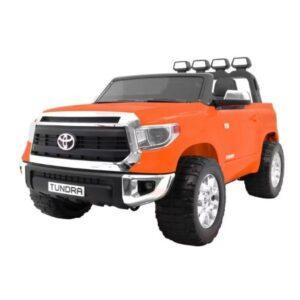 toyota-tundra-24-volti-2255-masinuta-electrica-pentru-copii-doua-locuri-portocaliu