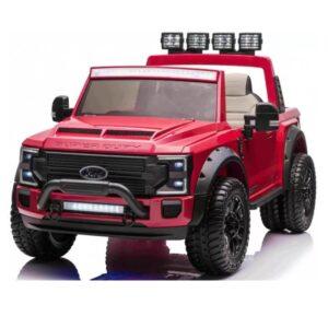 masinuta-electrica-pentru-copii-ford-super-duty-xxl-cu-2-locuri-4x4-2088-rosu