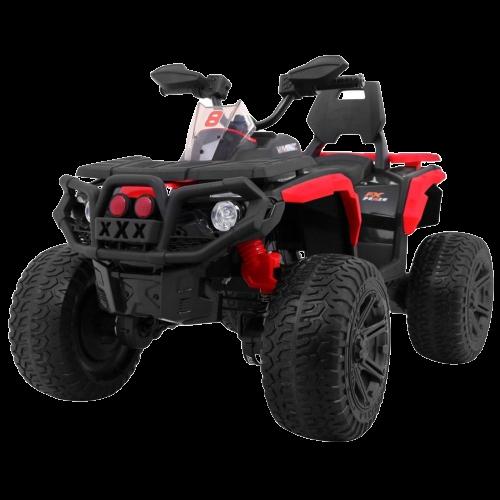 ATV electric pentru copii 4×4 (3588) Rosu